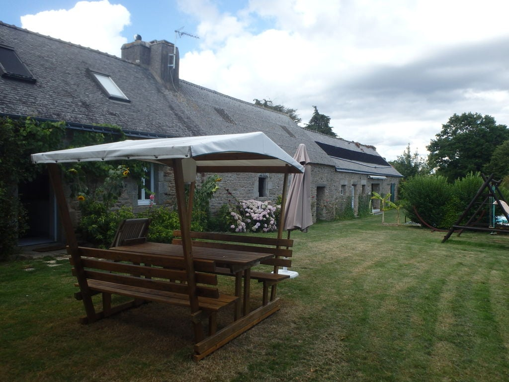 Ferienhaus Maison avec piscine et sauna (1739604), Querrien, Finistère Binnenland, Bretagne, Frankreich, Bild 24