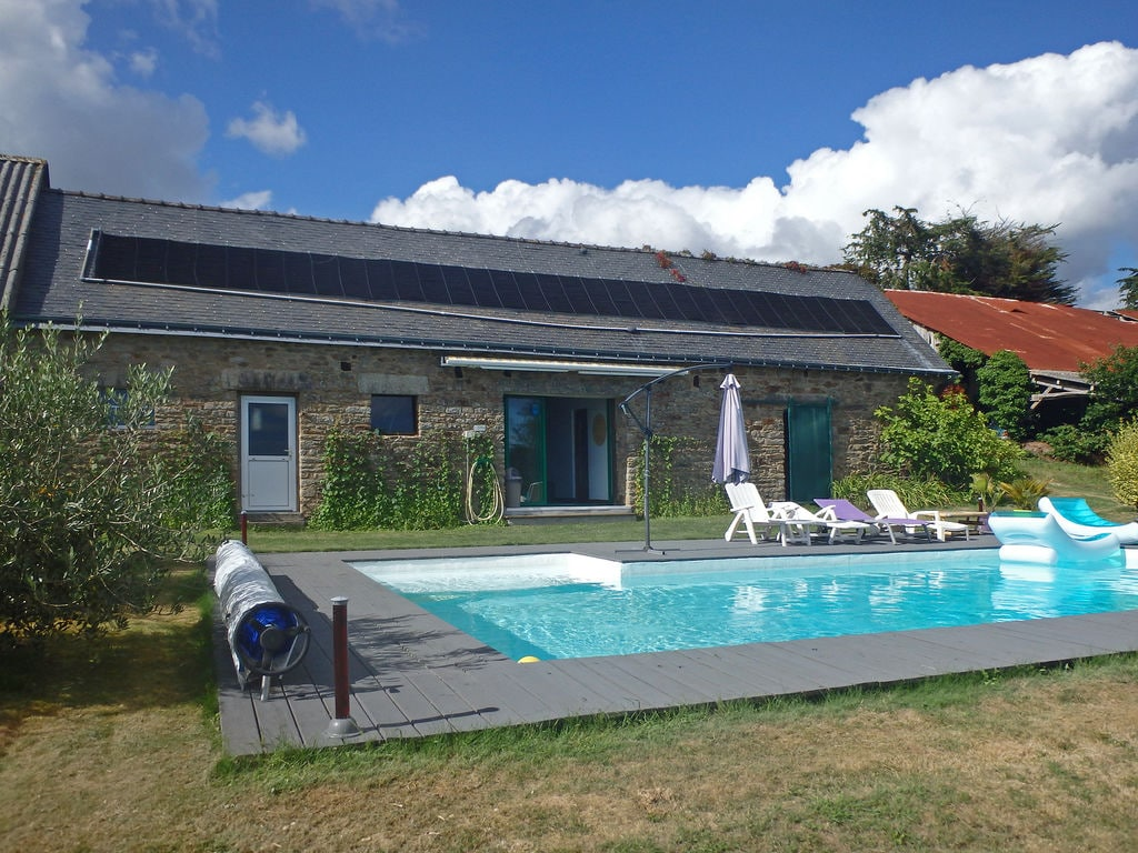 Ferienhaus Maison avec piscine et sauna (1739604), Querrien, Finistère Binnenland, Bretagne, Frankreich, Bild 36