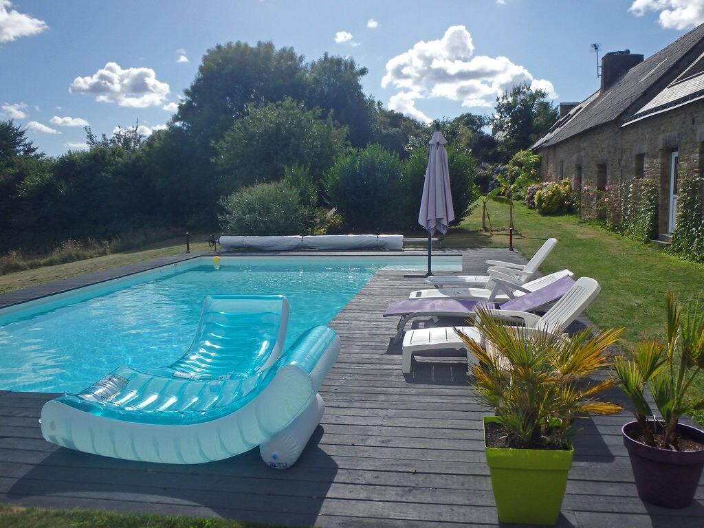 Ferienhaus Maison avec piscine et sauna (1739604), Querrien, Finistère Binnenland, Bretagne, Frankreich, Bild 12