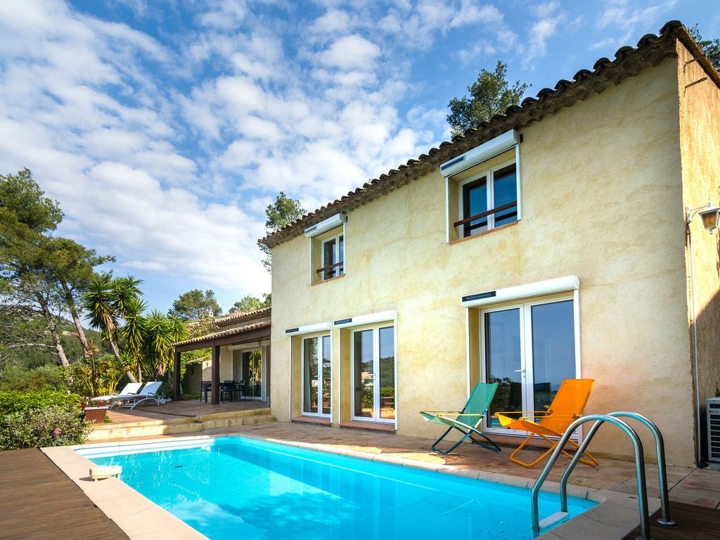 Villa Hyeres Ferienhaus
