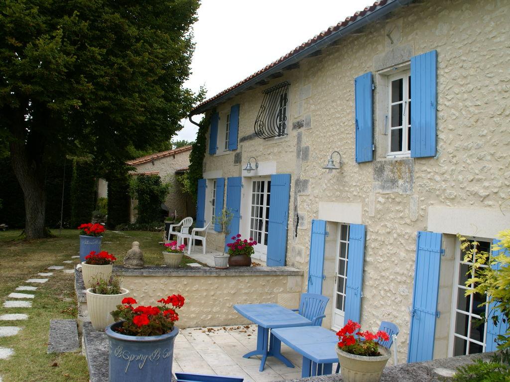 Ferienhaus Maison de vacances Lusignac zonder gastverblijf (1657647), Lusignac, Dordogne-Périgord, Aquitanien, Frankreich, Bild 2