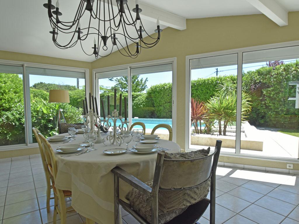 Ferienhaus Gemütliche Villa in Narbonne mit eigenem Pool und Whirlpool (1657720), Narbonne, Mittelmeerküste Aude, Languedoc-Roussillon, Frankreich, Bild 9