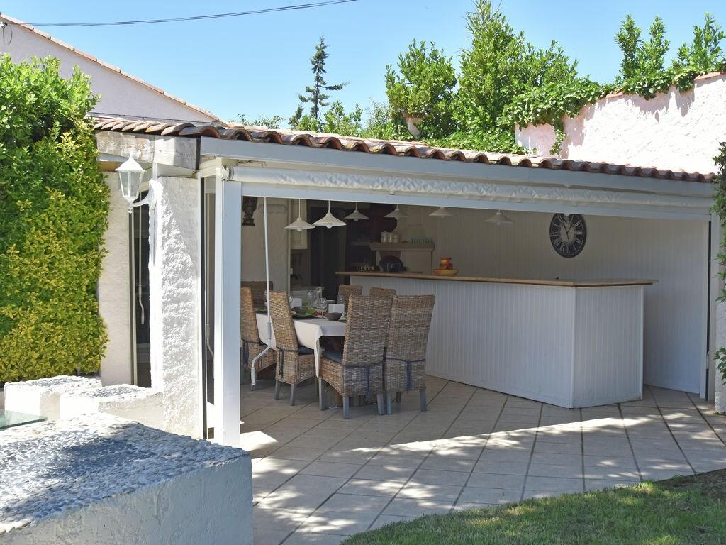 Ferienhaus Gemütliche Villa in Narbonne mit eigenem Pool und Whirlpool (1657720), Narbonne, Mittelmeerküste Aude, Languedoc-Roussillon, Frankreich, Bild 20