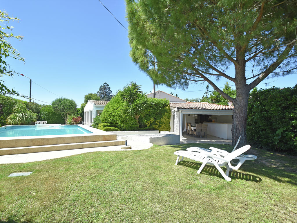 Ferienhaus Gemütliche Villa in Narbonne mit eigenem Pool und Whirlpool (1657720), Narbonne, Mittelmeerküste Aude, Languedoc-Roussillon, Frankreich, Bild 23
