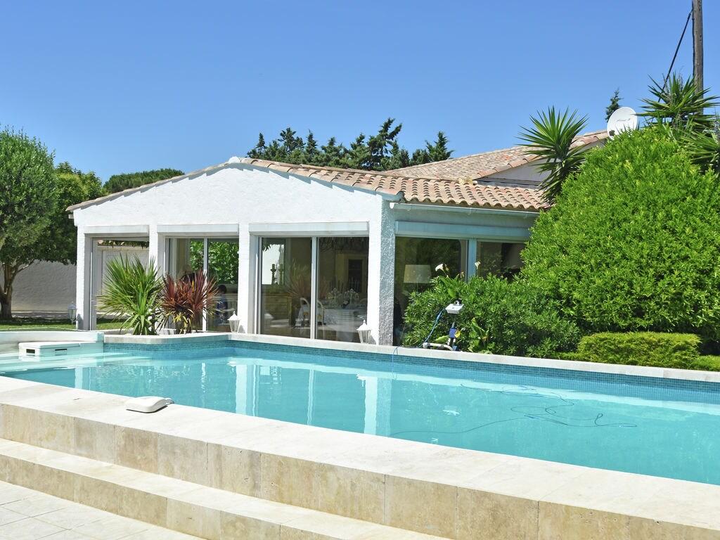 Ferienhaus Gemütliche Villa in Narbonne mit eigenem Pool und Whirlpool (1657720), Narbonne, Mittelmeerküste Aude, Languedoc-Roussillon, Frankreich, Bild 5