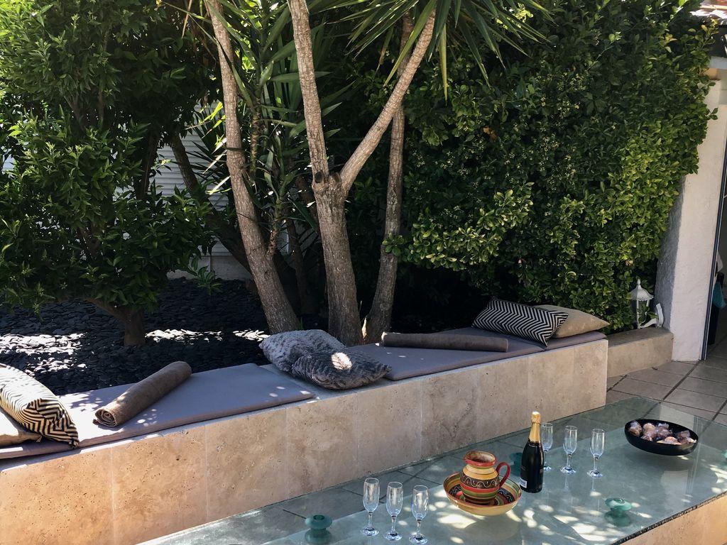 Ferienhaus Gemütliche Villa in Narbonne mit eigenem Pool und Whirlpool (1657720), Narbonne, Mittelmeerküste Aude, Languedoc-Roussillon, Frankreich, Bild 33