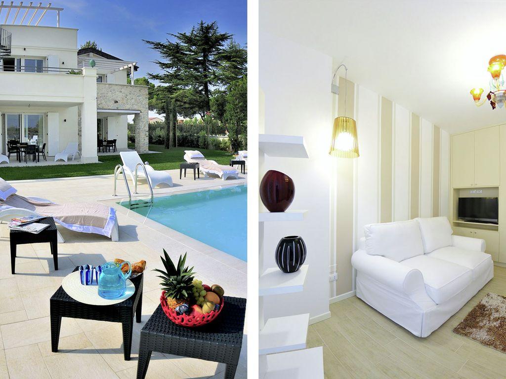 Ferienwohnung Lugana Garda Luxury Resort - Superior Suite 4 pax (1658435), Sirmione, Gardasee, Lombardei, Italien, Bild 1