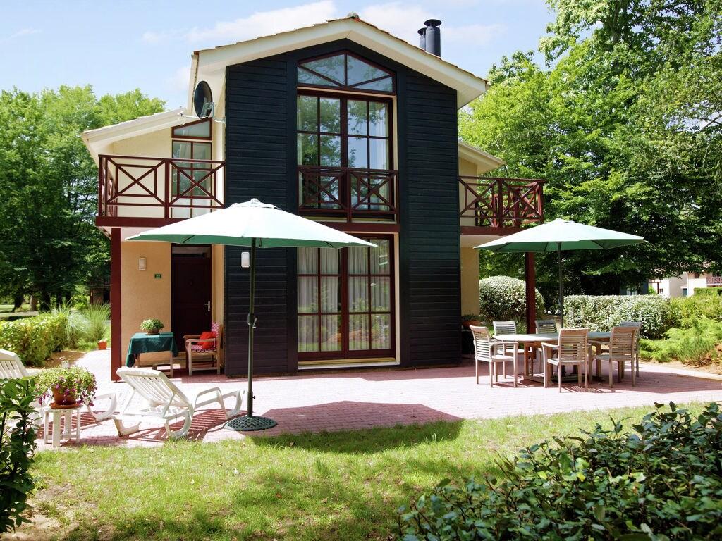 Maison de vacances Freistehende Luxusvilla in einem Naturreservat mit Schloss (1760918), Salles, Gironde, Aquitaine, France, image 18