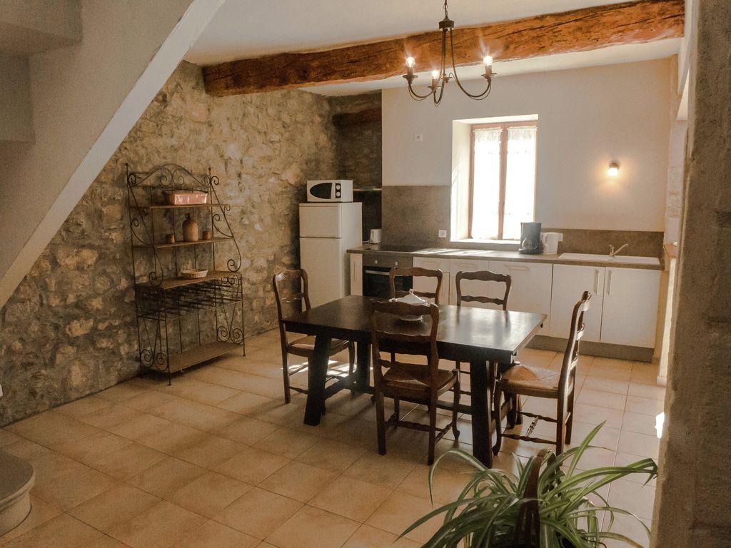 Maison de vacances Gemütliches Ferienhaus in Montbrun-des-Corbières mit Pool (1657120), Azille, Aude intérieur, Languedoc-Roussillon, France, image 9