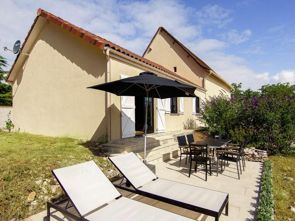 Ferienhaus Gemütliches Ferienhaus in Rocamadour mit privater Terrasse (1648432), Labastide Murat, Lot, Midi-Pyrénées, Frankreich, Bild 6