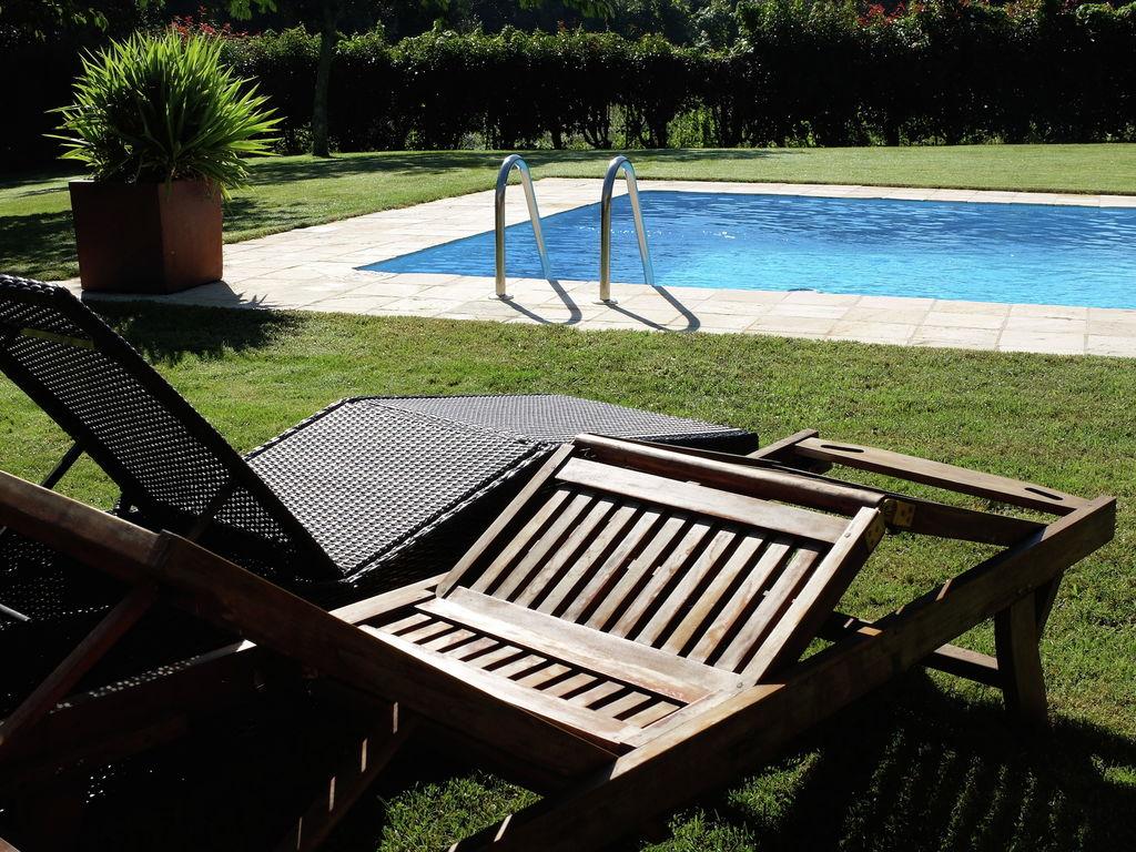 Ferienhaus Gemütliches Ferienhaus in Costoia mit privatem Pool (1623993), Biduido, La Coruna, Galicien, Spanien, Bild 4
