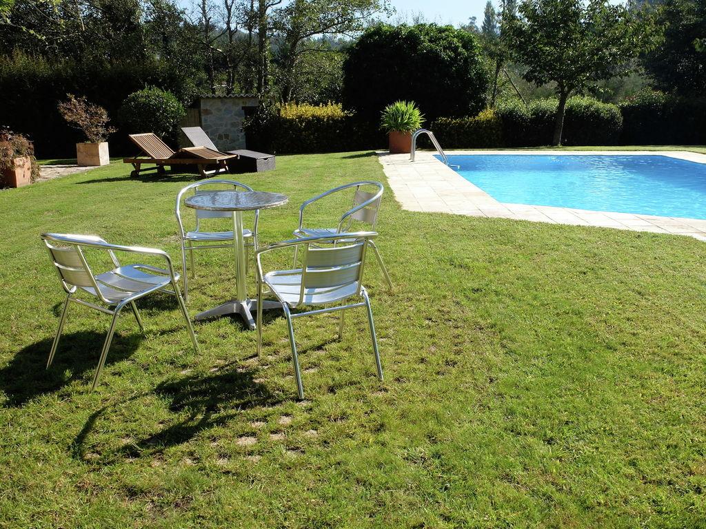 Ferienhaus Gemütliches Ferienhaus in Costoia mit privatem Pool (1623993), Biduido, La Coruna, Galicien, Spanien, Bild 8