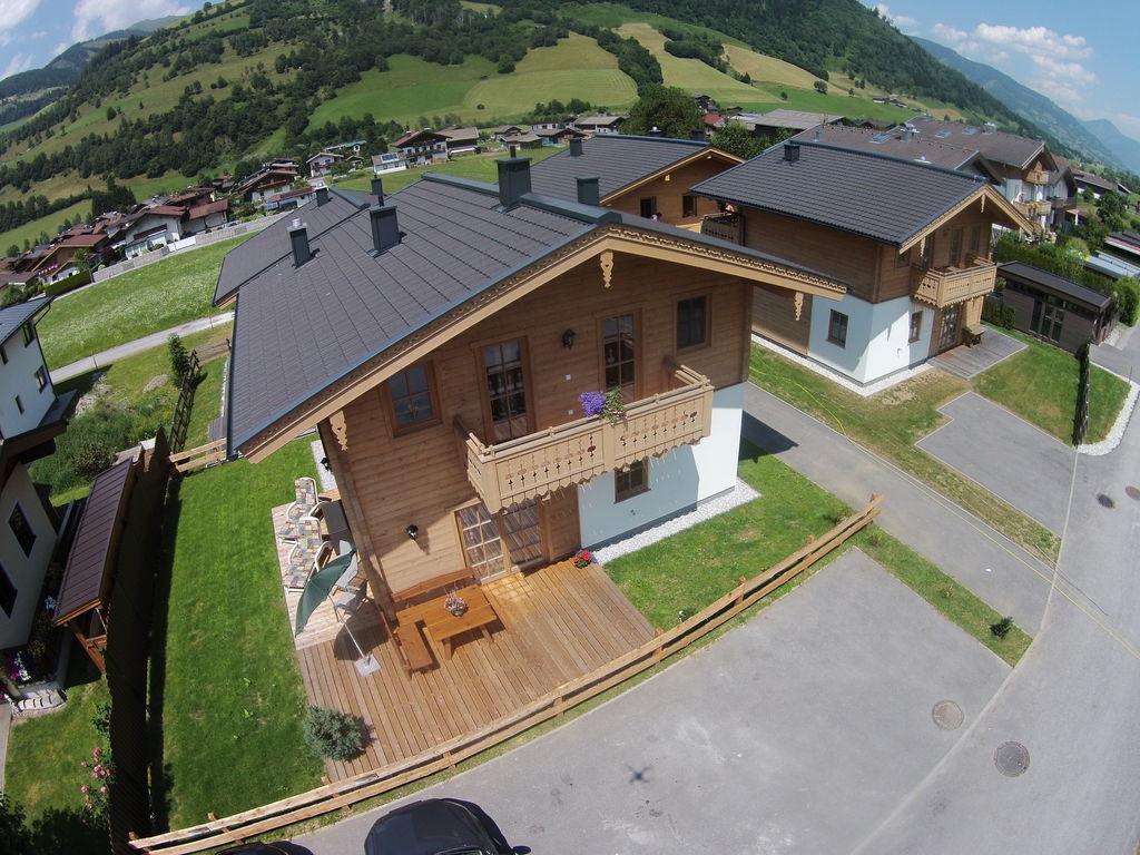 Ferienhaus Modernes Chalet mit Sauna in Niedernsill in Skigebietnähe (1638581), Niedernsill, Pinzgau, Salzburg, Österreich, Bild 2