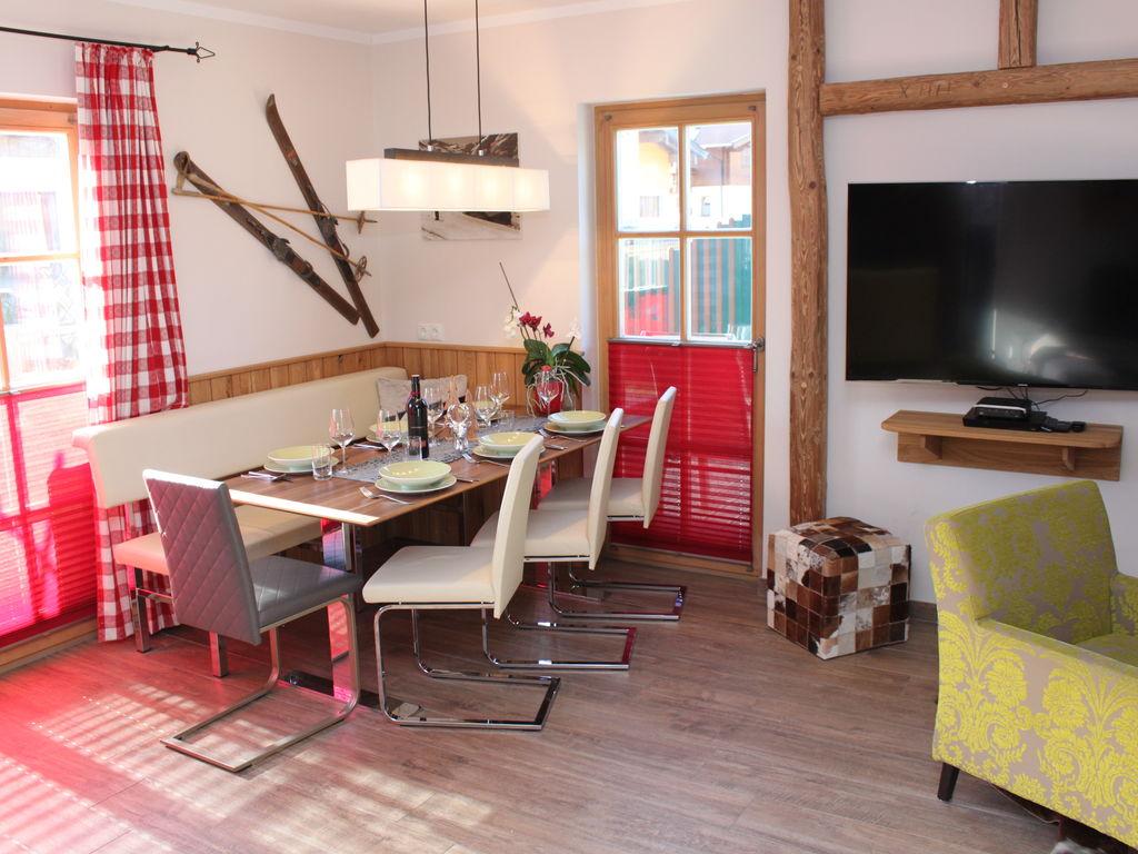 Ferienhaus Modernes Chalet mit Sauna in Niedernsill in Skigebietnähe (1638581), Niedernsill, Pinzgau, Salzburg, Österreich, Bild 8
