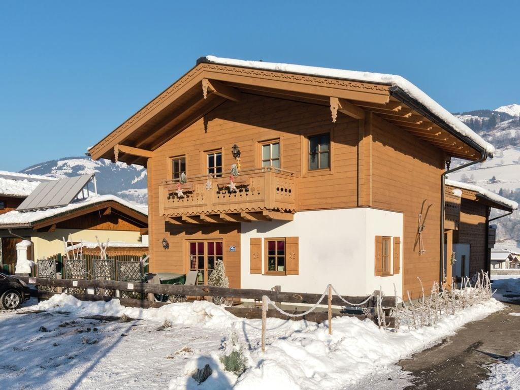 Ferienhaus Modernes Chalet mit Sauna in Niedernsill in Skigebietnähe (1638581), Niedernsill, Pinzgau, Salzburg, Österreich, Bild 4