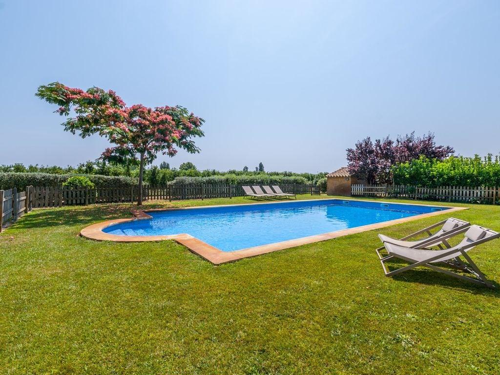 Ferienhaus Geräumige Villa mit Swimmingpool in St. Pere Pescador (1650323), Sant Pere Pescador, Costa Brava, Katalonien, Spanien, Bild 7
