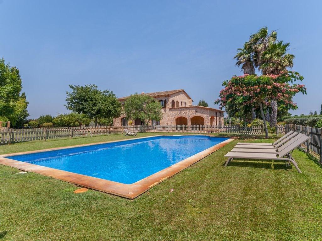 Ferienhaus Geräumige Villa mit Swimmingpool in St. Pere Pescador (1650323), Sant Pere Pescador, Costa Brava, Katalonien, Spanien, Bild 1