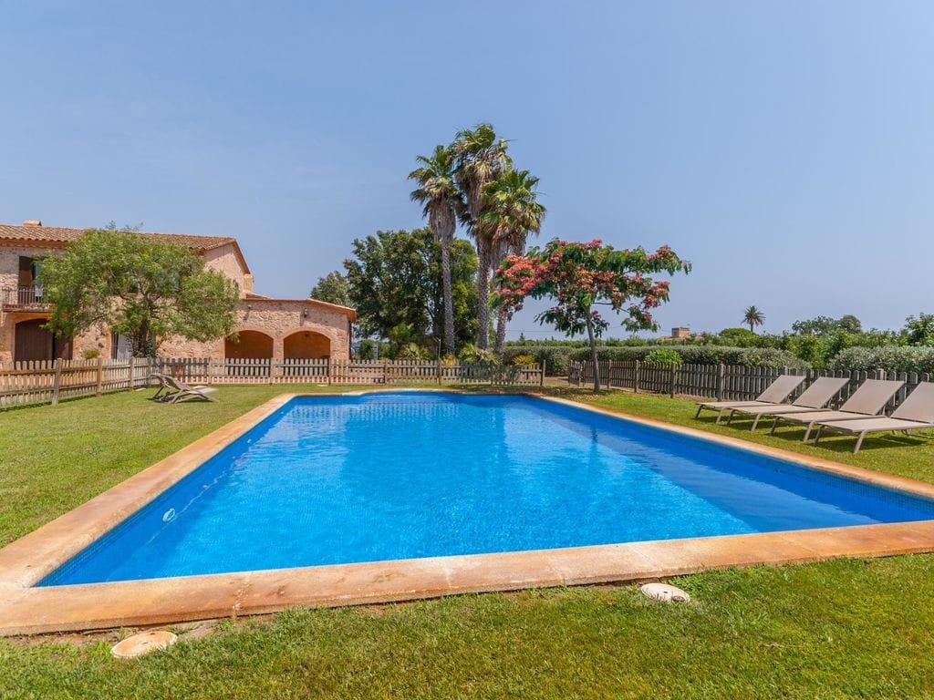 Ferienhaus Geräumige Villa mit Swimmingpool in St. Pere Pescador (1650323), Sant Pere Pescador, Costa Brava, Katalonien, Spanien, Bild 5