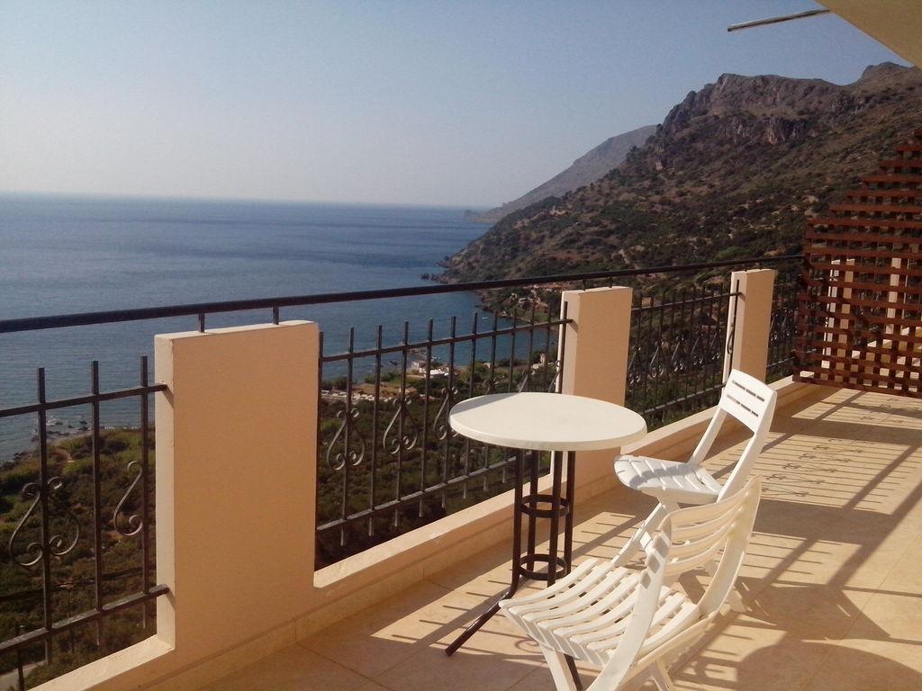 Holiday apartment Seaview Studio 1 (1654103), Spilia, Crete North Coast, Crete, Greece, picture 1
