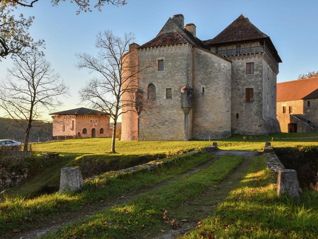 Ferienhaus Schönes Ferienhaus in Waldnähe in Montfaucon (1740014), Labastide Murat, Lot, Midi-Pyrénées, Frankreich, Bild 29