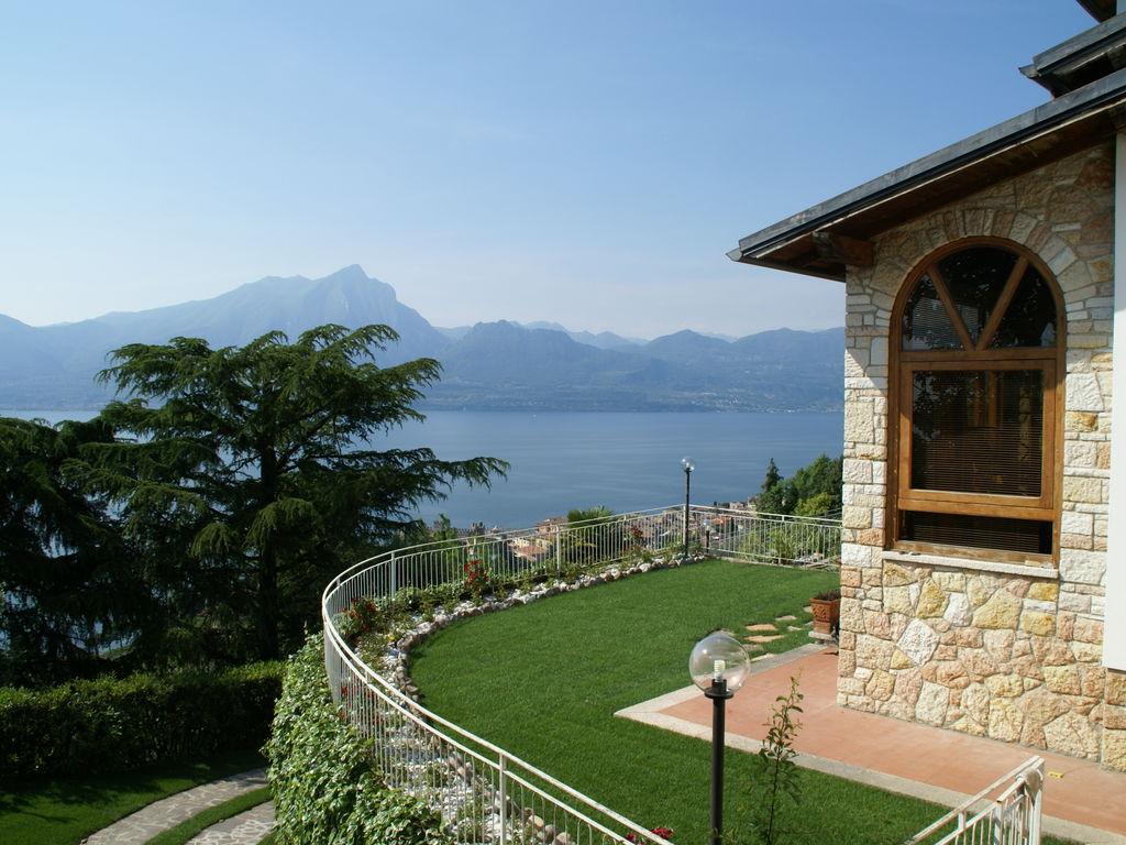 Villa Albisano Ferienhaus  Gardasee - Lago di Garda