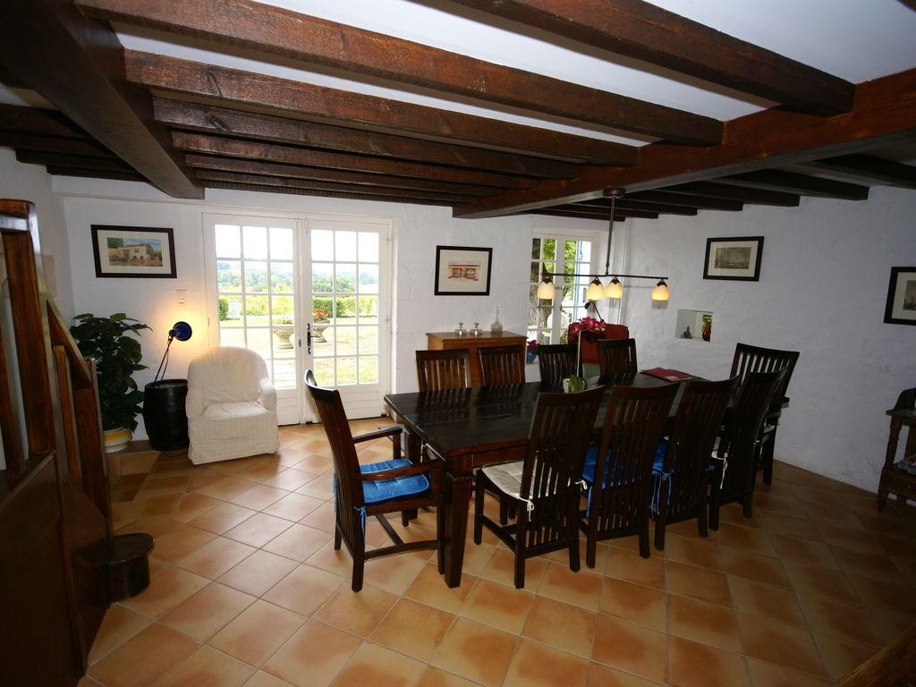 Ferienhaus Maison de vacances Lusignac gastverblijf (1664712), Lusignac, Dordogne-Périgord, Aquitanien, Frankreich, Bild 7