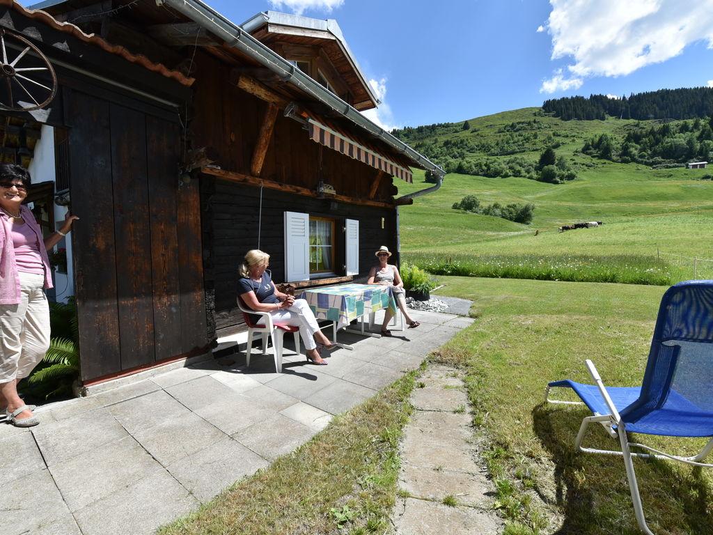 Ferienwohnung Gemütliche Ferienwohnung in Obersaxen mit Terrasse (1668634), Obersaxen (alle), Surselva, Graubünden, Schweiz, Bild 12