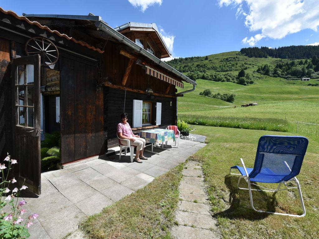 Ferienwohnung Gemütliche Ferienwohnung in Obersaxen mit Terrasse (1668634), Obersaxen (alle), Surselva, Graubünden, Schweiz, Bild 4