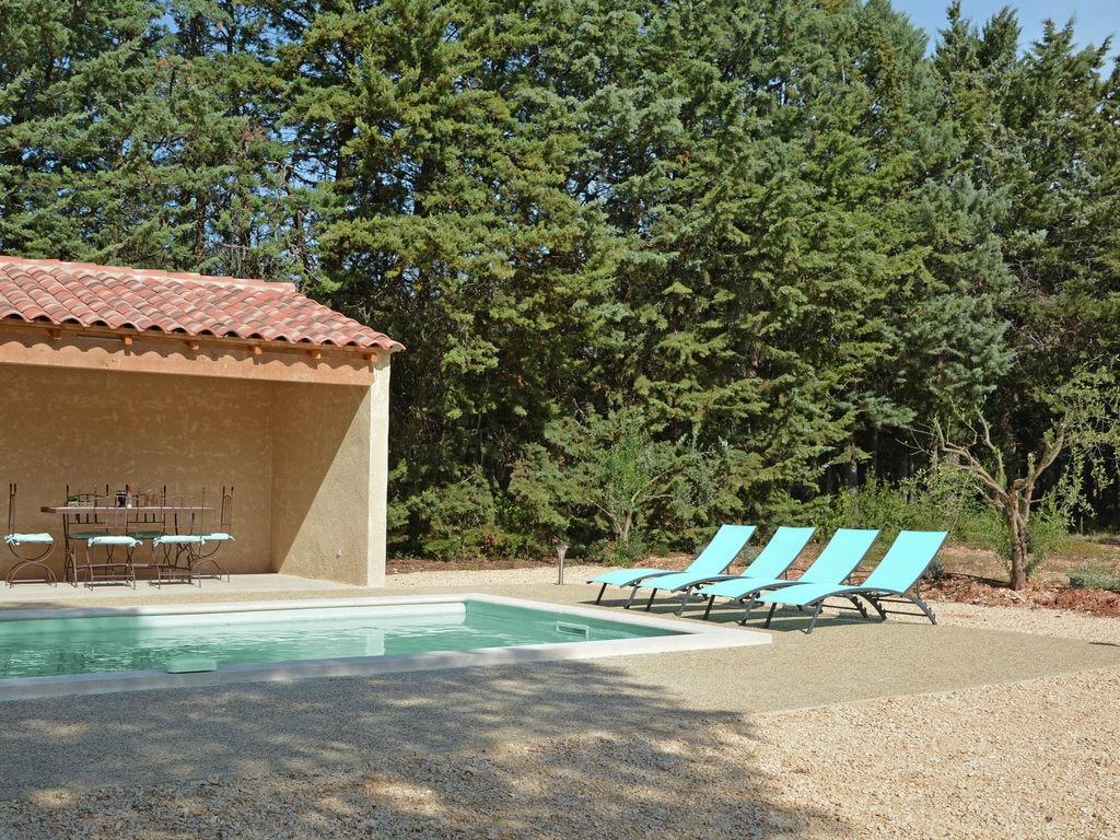 Holiday house Die schöne moderne klimatisierte Villa mit privatem Pool in der Nähe von Carpentras (1760105), Carpentras, Vaucluse, Provence - Alps - Côte d'Azur, France, picture 10