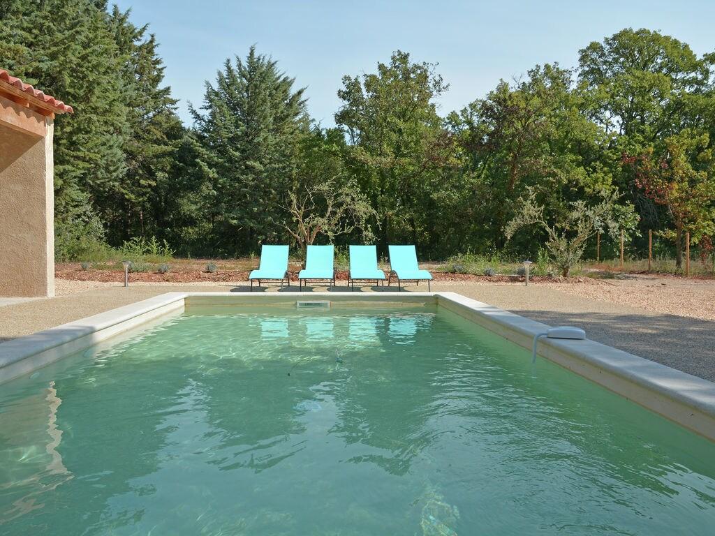 Holiday house Die schöne moderne klimatisierte Villa mit privatem Pool in der Nähe von Carpentras (1760105), Carpentras, Vaucluse, Provence - Alps - Côte d'Azur, France, picture 9