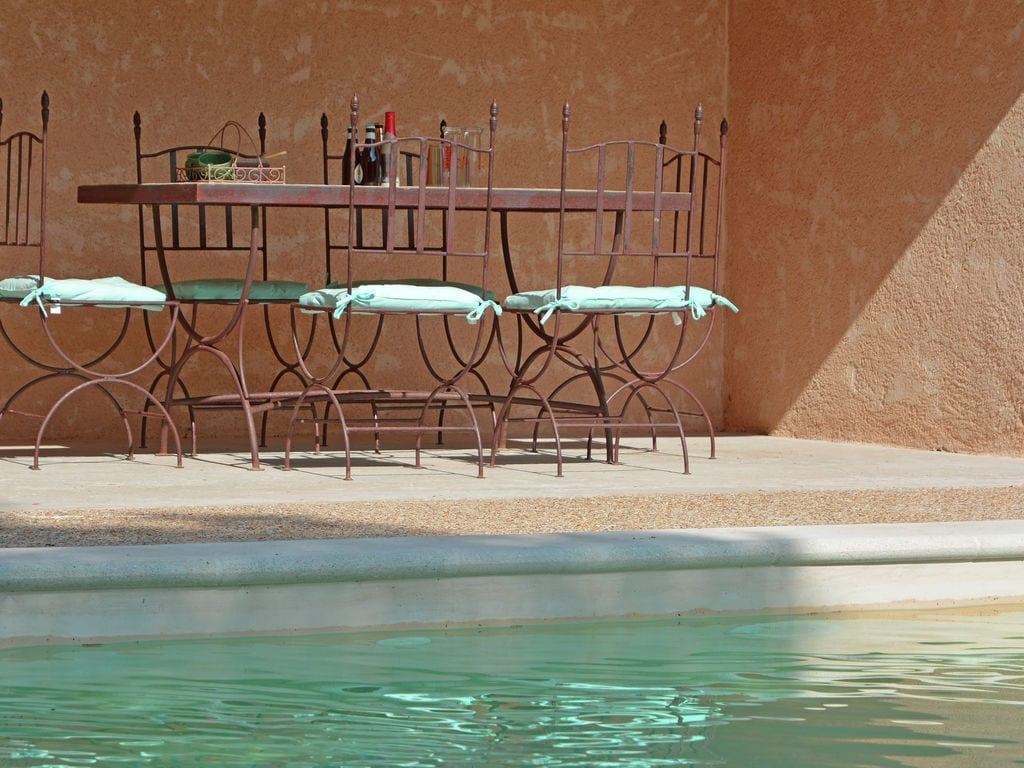 Holiday house Die schöne moderne klimatisierte Villa mit privatem Pool in der Nähe von Carpentras (1760105), Carpentras, Vaucluse, Provence - Alps - Côte d'Azur, France, picture 11