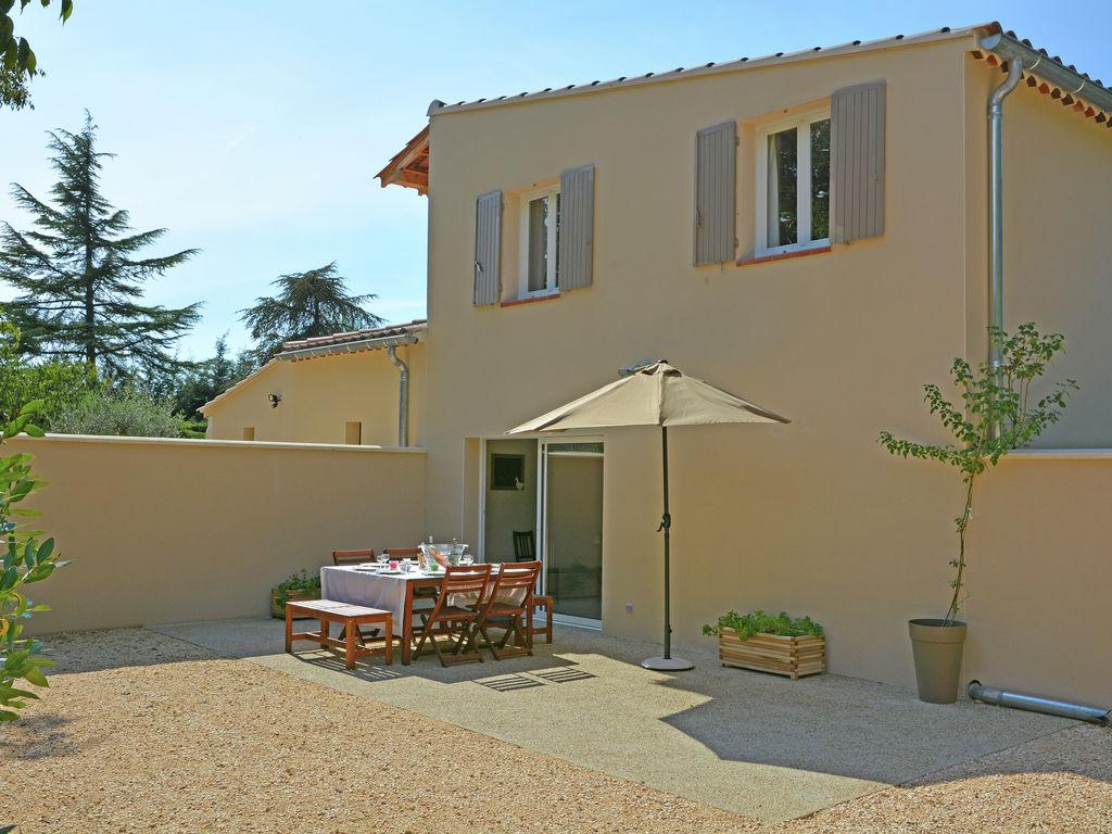 Holiday house Die schöne moderne klimatisierte Villa mit privatem Pool in der Nähe von Carpentras (1760105), Carpentras, Vaucluse, Provence - Alps - Côte d'Azur, France, picture 8