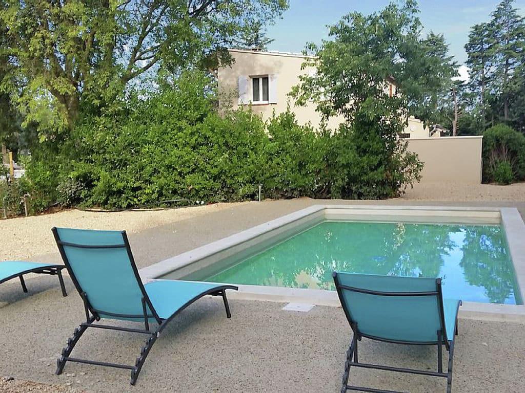 Holiday house Die schöne moderne klimatisierte Villa mit privatem Pool in der Nähe von Carpentras (1760105), Carpentras, Vaucluse, Provence - Alps - Côte d'Azur, France, picture 6