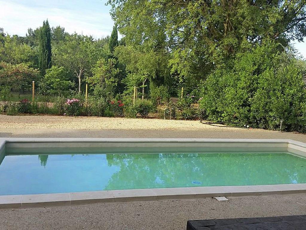 Holiday house Die schöne moderne klimatisierte Villa mit privatem Pool in der Nähe von Carpentras (1760105), Carpentras, Vaucluse, Provence - Alps - Côte d'Azur, France, picture 26