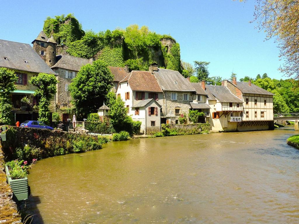 Ferienhaus Geräumiges Cottage in Saint-Bonnet-la-Rivière mit Grill (1680608), Objat, Corrèze, Limousin, Frankreich, Bild 23