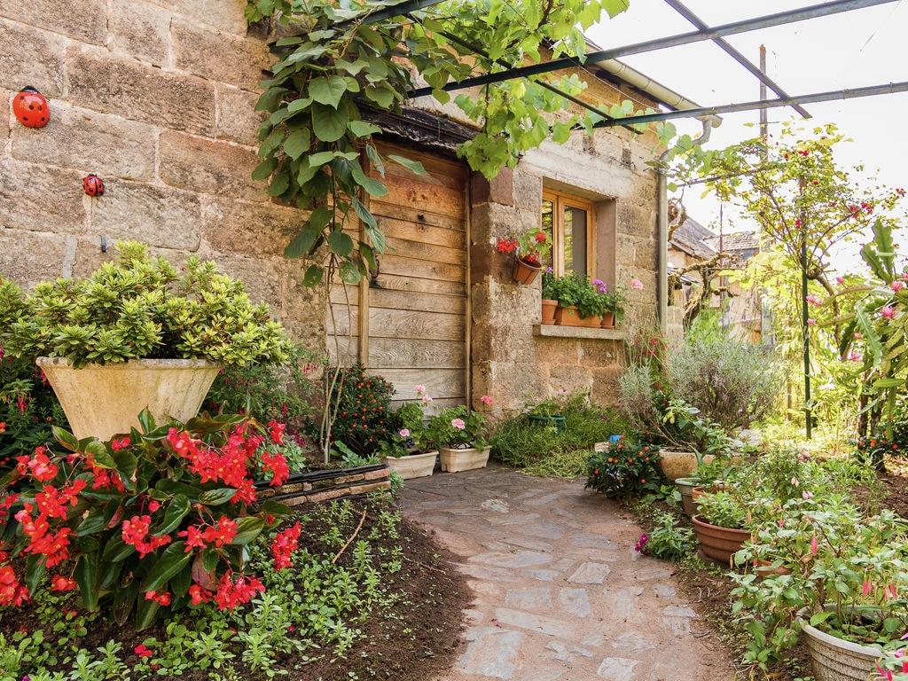 Ferienhaus Geräumiges Cottage in Saint-Bonnet-la-Rivière mit Grill (1680608), Objat, Corrèze, Limousin, Frankreich, Bild 7