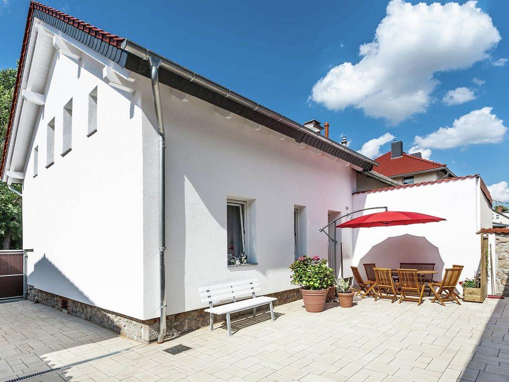 Bodeblick Ferienhaus  Thale
