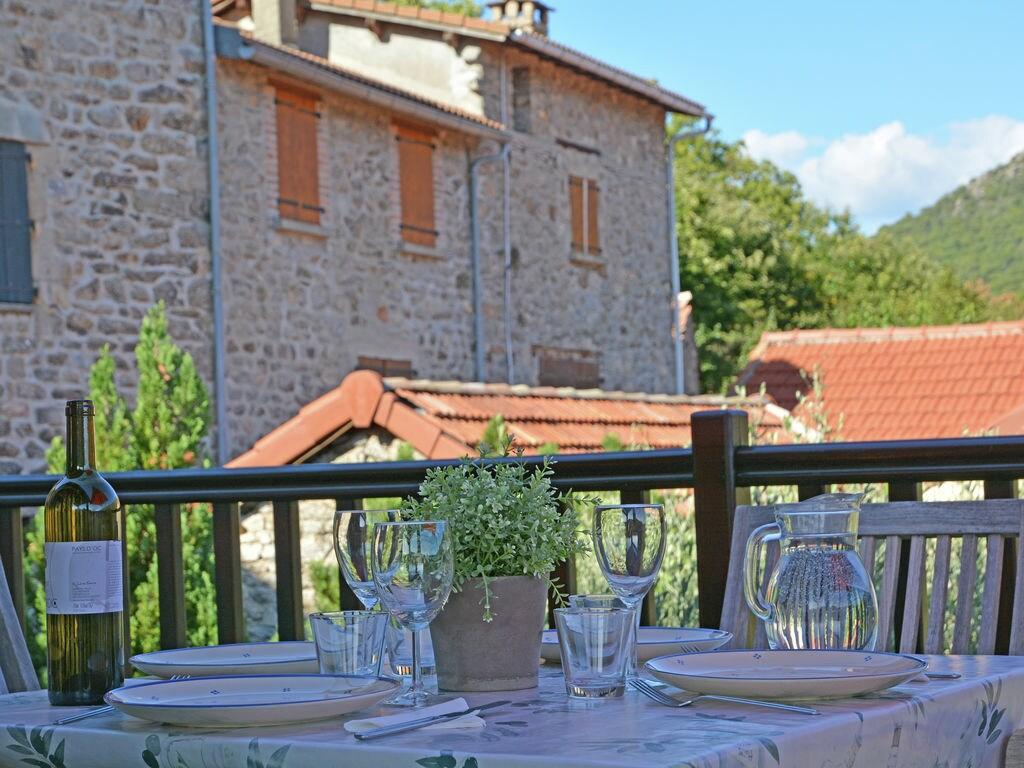 Ferienhaus Villa Vue panoramique sur val du Chassezac (1735751), Pied de Borne, Lozère, Languedoc-Roussillon, Frankreich, Bild 19
