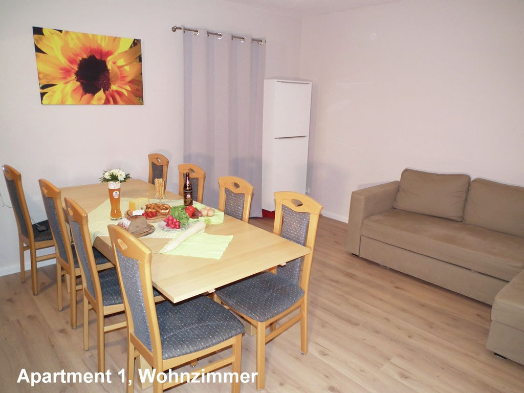 Haus Merian 1 Ferienwohnung in Nordrhein Westfalen