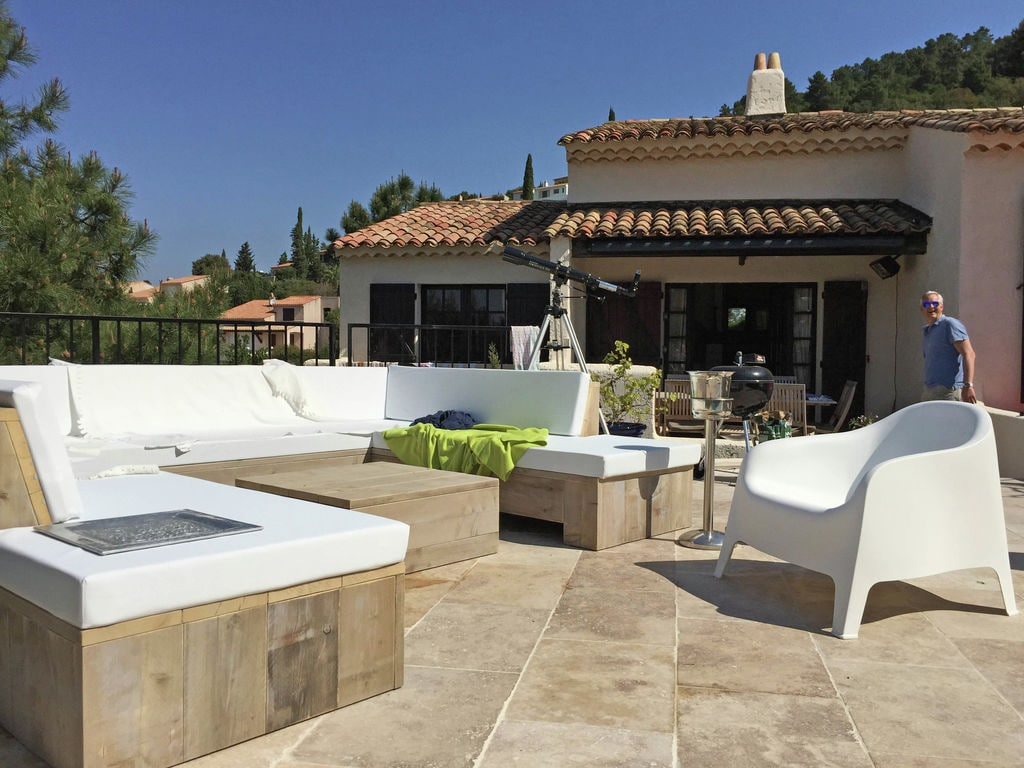 Ferienhaus Verlockende Villa in Roquebrune-sur-Argens mit eigenem Pool (1734010), Les Issambres, Côte d'Azur, Provence - Alpen - Côte d'Azur, Frankreich, Bild 3