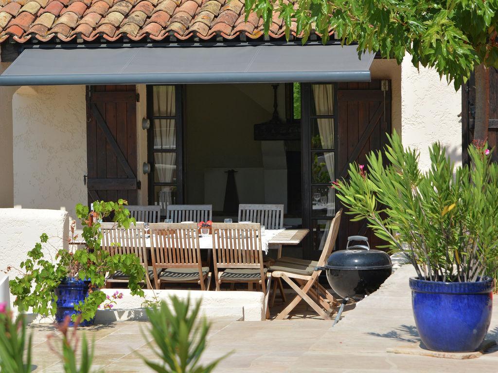 Ferienhaus Verlockende Villa in Roquebrune-sur-Argens mit eigenem Pool (1734010), Les Issambres, Côte d'Azur, Provence - Alpen - Côte d'Azur, Frankreich, Bild 27