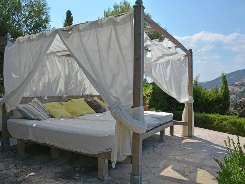 Ferienhaus Verlockende Villa in Roquebrune-sur-Argens mit eigenem Pool (1734010), Les Issambres, Côte d'Azur, Provence - Alpen - Côte d'Azur, Frankreich, Bild 31