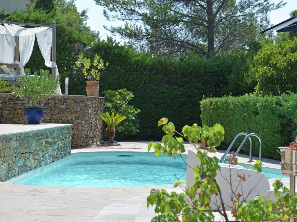 Ferienhaus Verlockende Villa in Roquebrune-sur-Argens mit eigenem Pool (1734010), Les Issambres, Côte d'Azur, Provence - Alpen - Côte d'Azur, Frankreich, Bild 4