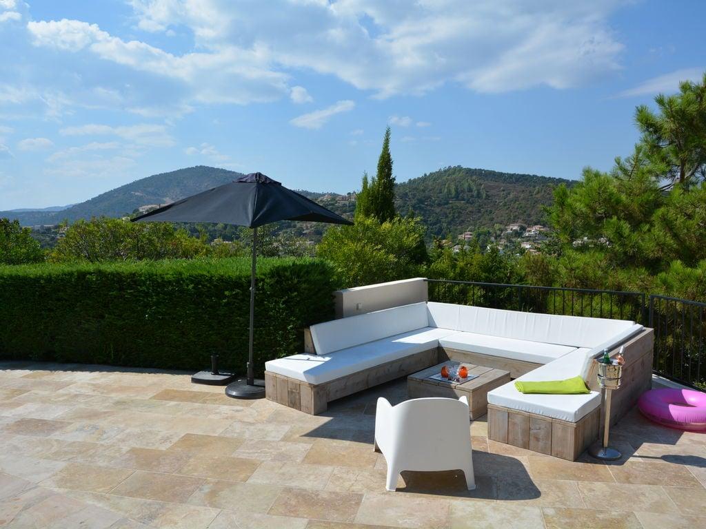 Ferienhaus Verlockende Villa in Roquebrune-sur-Argens mit eigenem Pool (1734010), Les Issambres, Côte d'Azur, Provence - Alpen - Côte d'Azur, Frankreich, Bild 8