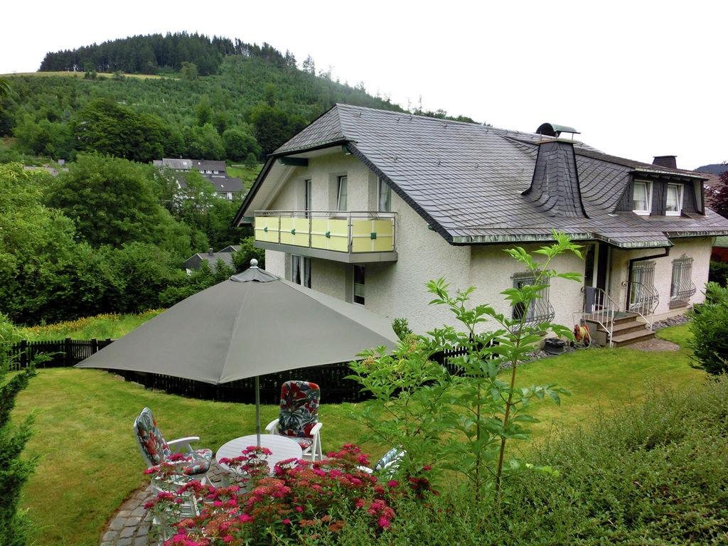 Moderne Ferienwohnung in Schwalefeld nahe dem Skig