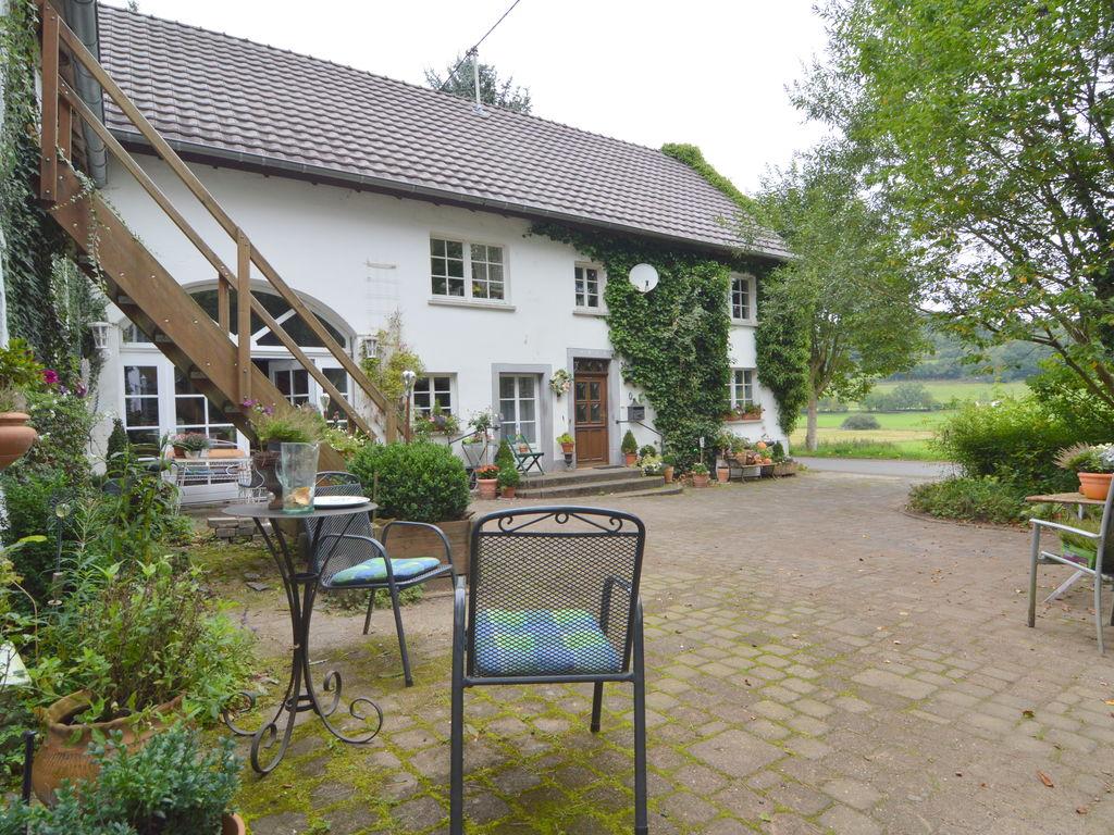 Rosenherz Ferienwohnung in der Eifel