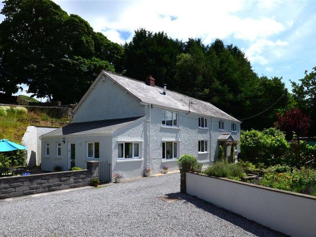 Ferienhaus Gemütliches Ferienhaus in Swansea mit Garten (2112057), Cilybebyll, West Wales, Wales, Grossbritannien, Bild 1