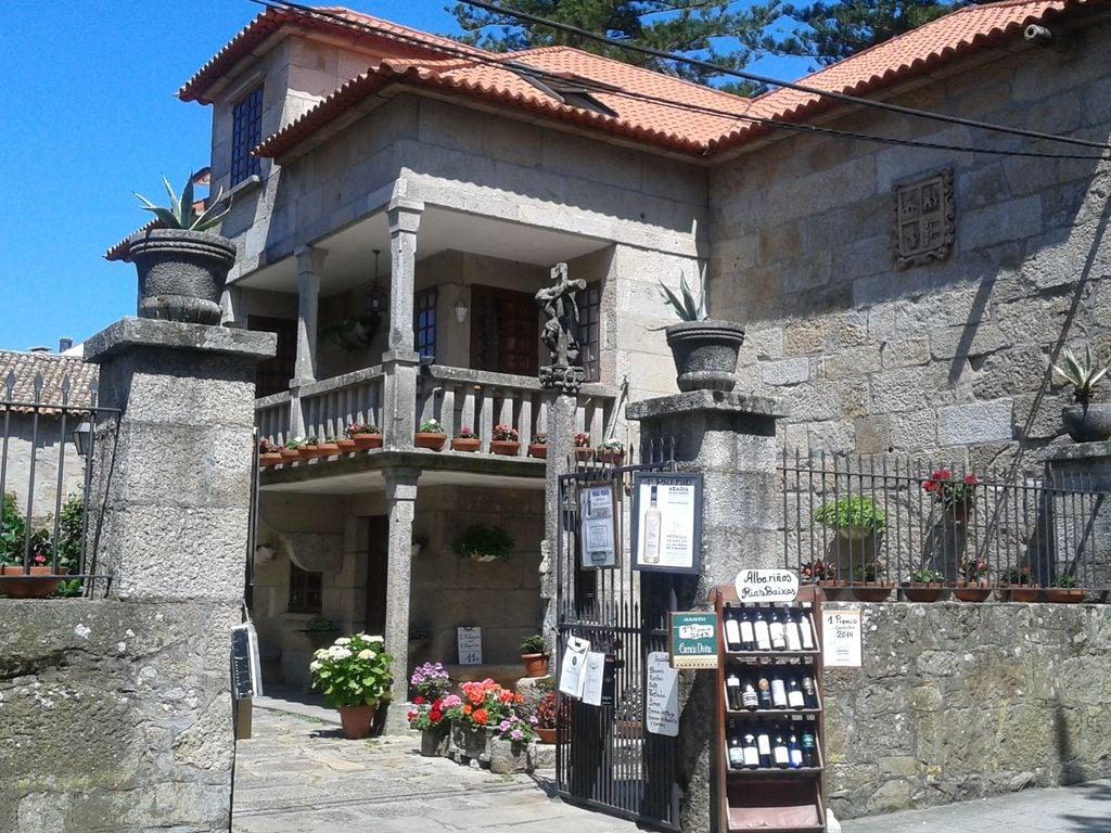 Ferienhaus in der Nähe des Meeres und des Boulevards mit privatem pool (1733819), Joez, Rias Altas, Galicien, Spanien, Bild 20