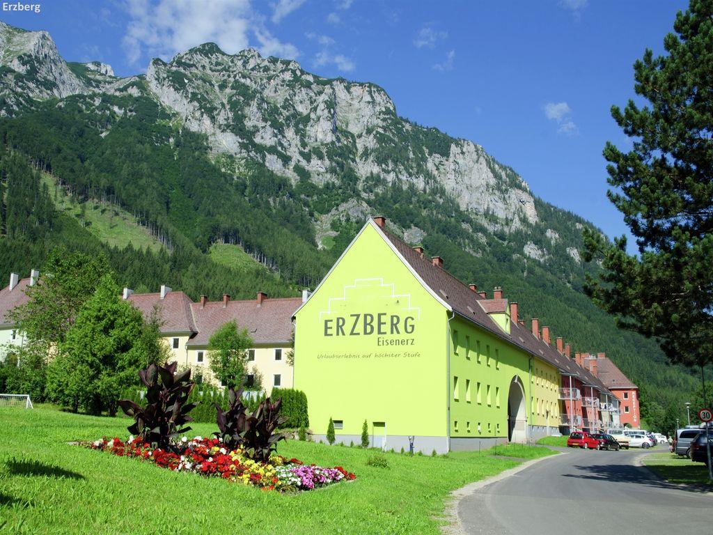 Ferienwohnung Erzberg Appartement D (1740019), Eisenerz, Eisenerzer Alpen, Steiermark, Österreich, Bild 1