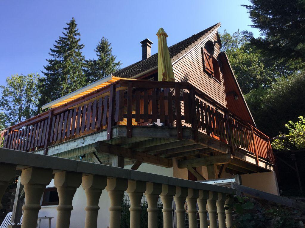 Ferienhaus Gemütliches Ferienhaus am See in Beaulieu (1738070), Champs sur Tarentaine, Cantal, Auvergne, Frankreich, Bild 2
